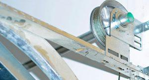repair garage door cables