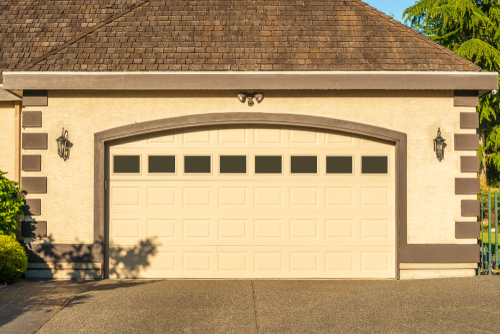 benefits of installing a garage door