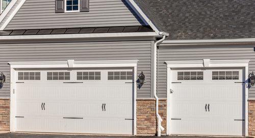 Insulated Garage Door installation