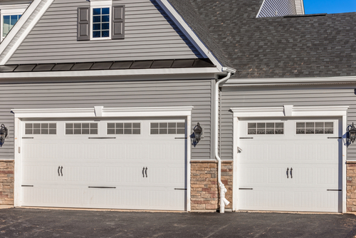 Insulated Garage Door installation