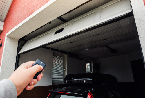 garage door closing issues