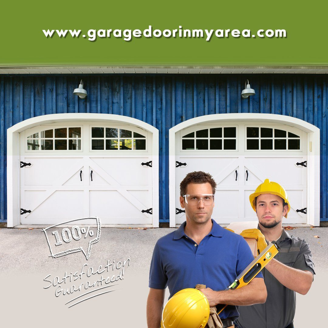 Garage Doors in My Area